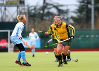 Isobel Joyce on the attack