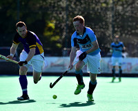 Pembroke v Lisnagarvey, September 26 2015, Men's EY Hockey League, Serpentine Avenue