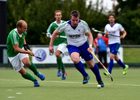 Stephen Sweetnam on the attack