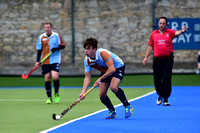 Three Rock Rovers v Railway Union, October 10 2015, Men's EY Hockey League, Grange Road