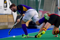 Pembroke v Banbridge, March 5 2016, Men's EY Hockey League, Serpentine Avenue