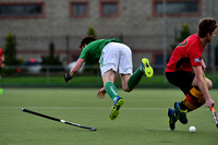Glenanne v Banbridge, Men's EY Hockey League, December 19 2015, Glenanne Park