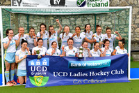 UCD celebrate their victory