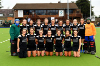 Loreto Foxrock v Newbridge College, February 22 2018, Leinster Schoolgirls Senior Cup semi-final, Grange Road