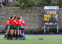 Muckross v Railway Union, Junior Jacqui Potter Cup final, March 17 2018, Grange Road