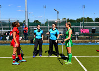 Ireland v England, July 8 2017, Women's Under-21 international, Queen's