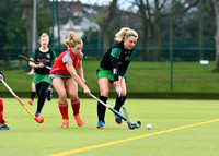 Genesis v Trinity, March 4 2017, Women's Leinster Division One, St Raphaela's