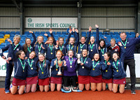 Mossley v Catholic Institute, Irish Hockey Trophy Final, 7th April 2018, National Hockey Stadium, UCD