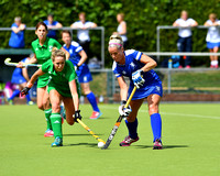 Ireland v Scotland, Women's Over-40s, June 24 2017, Home Nations, Grange Road