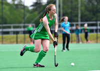 Ireland v Wales, May 28 2017, Women's Under-21 challenge match, Santry Avenue