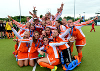European U-18 Girls Championships