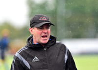 Cork C of I coach Neil Welch