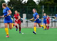 Leinster v Munster, September 10 2016, Women's Under-21 interprovincials, Donabate